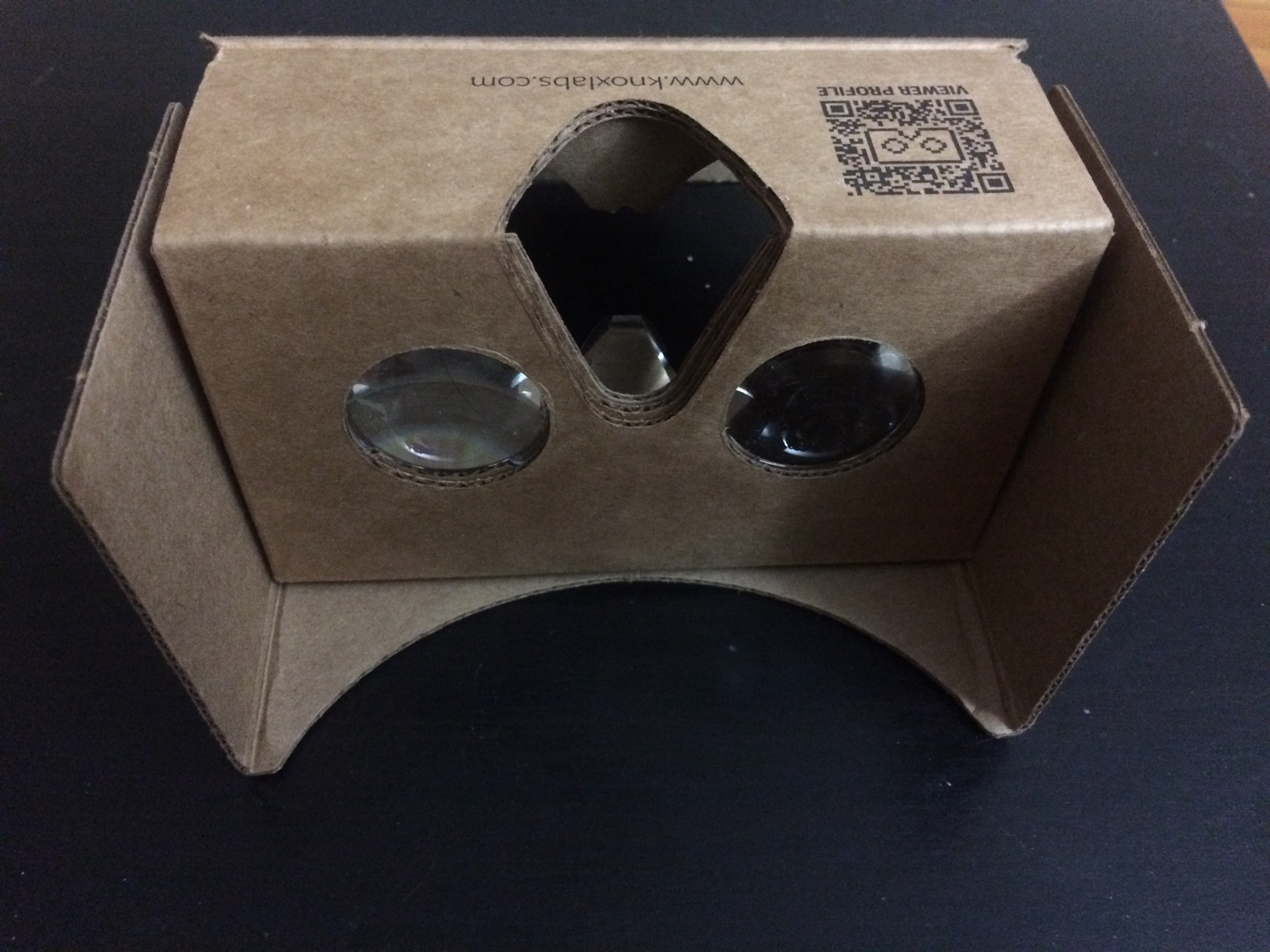 My google cardboard